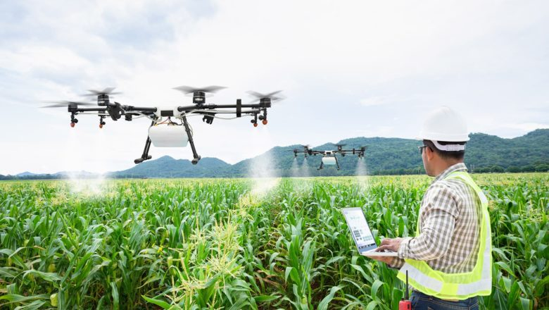 AI farming