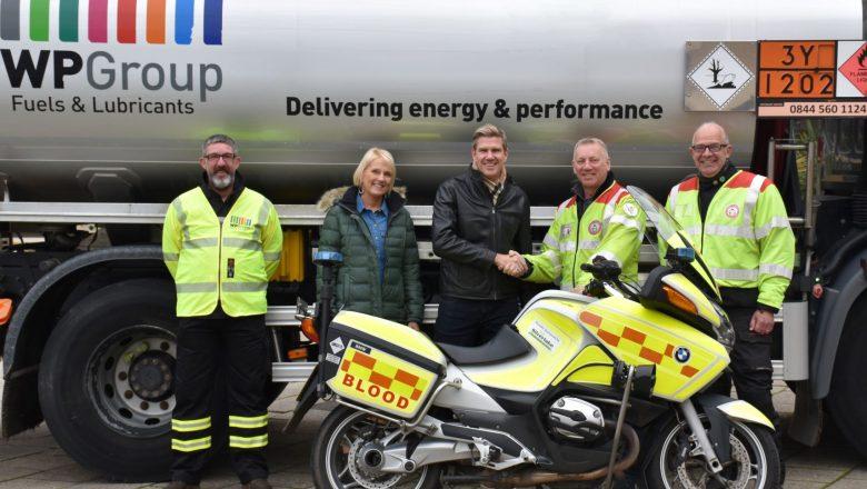 Blood Bikes Fuel Supply